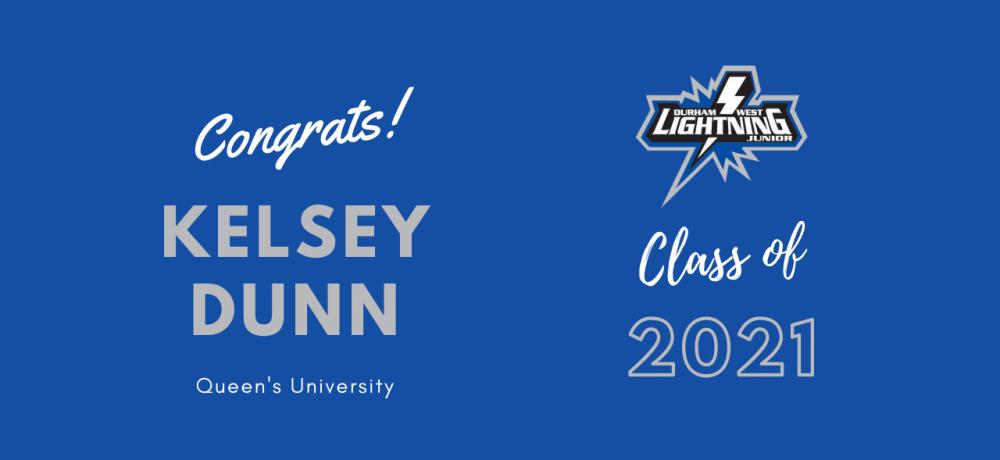 #55 Kelsey Dunn Graduation Video Tribute